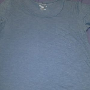 Seriously soft aero relaxed tee
